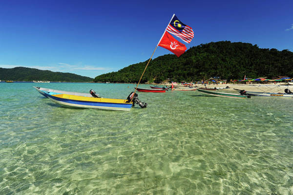 Southeast Asia Wall Art - Photograph - Malaysia, Perhentian Islands by Anthony Asael