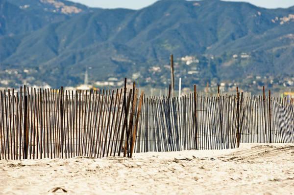 Montain Photograph - Malibu Beach by Micah May