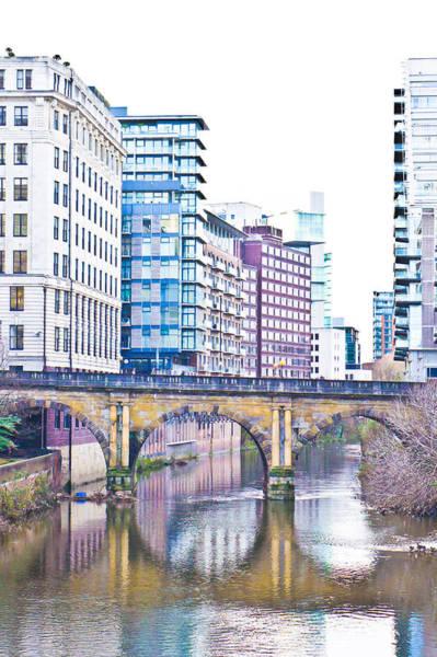 Greater Manchester Wall Art - Photograph - Manchester by Tom Gowanlock