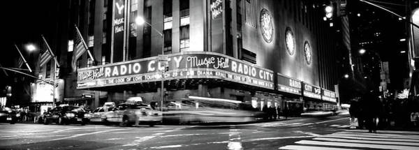 Rockettes Photograph - Manhattan, Radio City Music Hall, Nyc by Panoramic Images