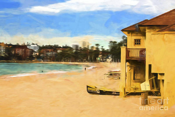 Wall Art - Photograph - Summer At Manly  by Sheila Smart Fine Art Photography
