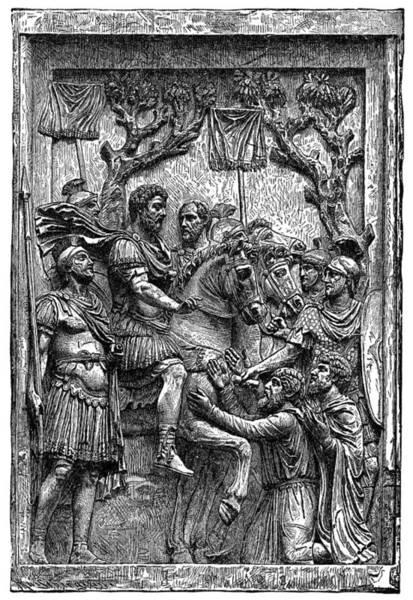Wall Art - Painting - Marcus Aurelius (121-180 by Granger