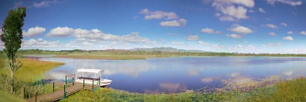 Atherton Tablelands Photograph - Mareeba Wetlands Panorama by Dirk Ercken