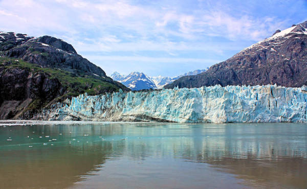 Wall Art - Photograph - Margerie Glacier by Kristin Elmquist
