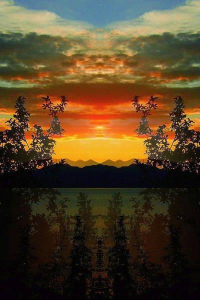 Photograph - Marsh Lake - Yukon by Juergen Weiss