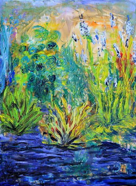 Painting - Marsh by Regina Valluzzi