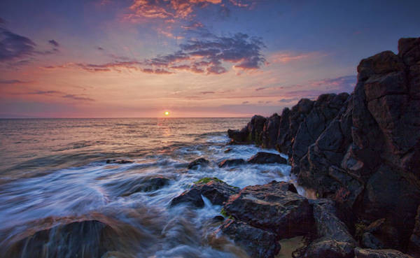 Kihei Photograph - Maui Rocks by James Roemmling