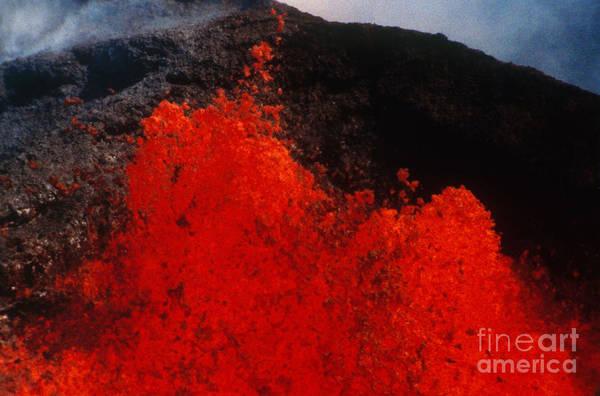 Photograph - Mauna Loa Volcano, Hawaii by Stephen & Donna O'Meara