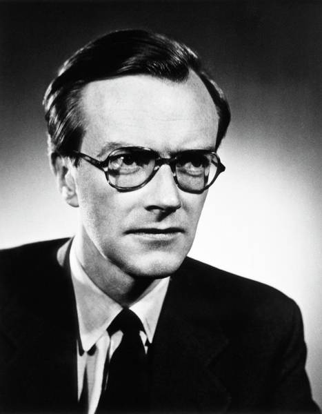 Wall Art - Photograph - Maurice Wilkins by National Library Of Medicine