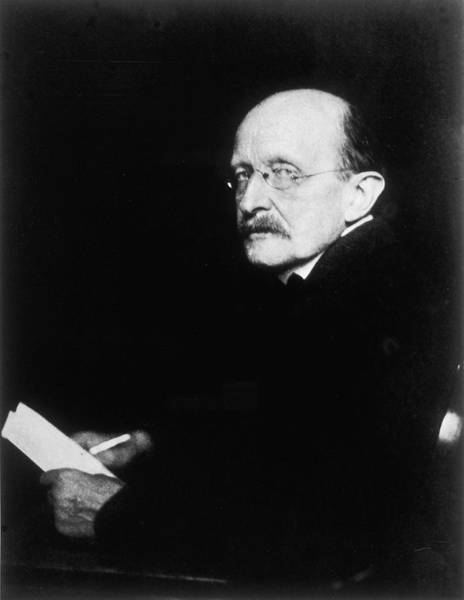 Wall Art - Photograph - Max Karl Ernst Ludwig Planck  German by Mary Evans Picture Library