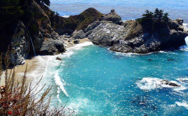 Photograph - Mcway Falls by Jeff Lowe