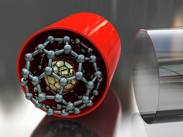 Trapping Photograph - Medical Nanoparticle by Laguna Design/science Photo Library