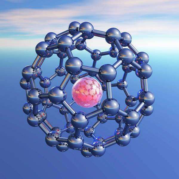 Nanotechnology Photograph - Medical Nanoparticles by Laguna Design/science Photo Library