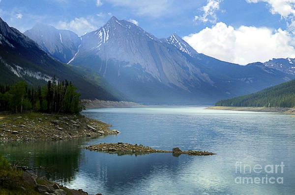 Photograph - Medicine Lake by Brenda Kean