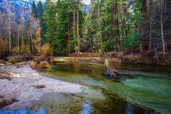 Photograph - Merced River Yosemite National Park by Scott McGuire