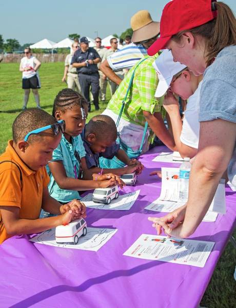 Metro Detroit Photograph - Metro Detroit Youth Day by Jim West