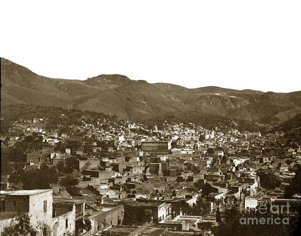 Photograph - Mexico Circa 1902 by California Views Archives Mr Pat Hathaway Archives