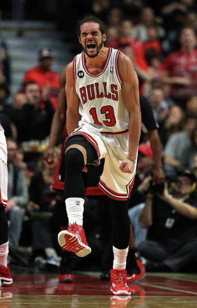 Chicago Photograph - Miami Heat V Chicago Bulls by Jonathan Daniel