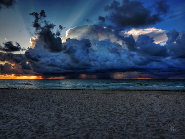 Photograph - Miami - South Beach Morning 002 by Lance Vaughn
