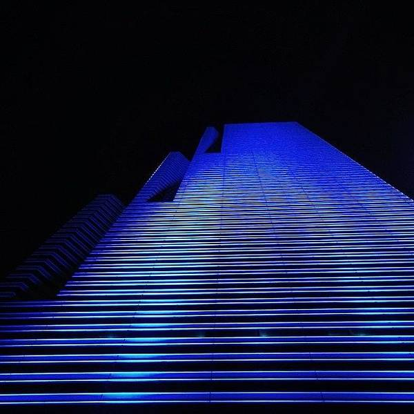 Wall Art - Photograph - Miami Tower - Miami ( 1986 ) by Joel Lopez