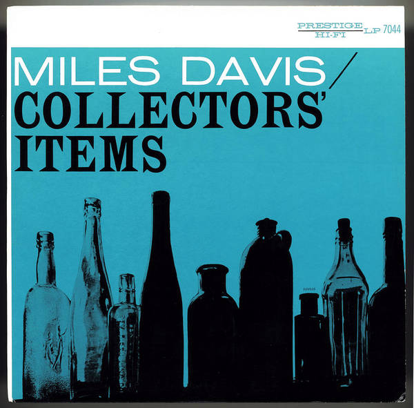 Wall Art - Digital Art - Miles Davis -  Collectors' Items by Concord Music Group