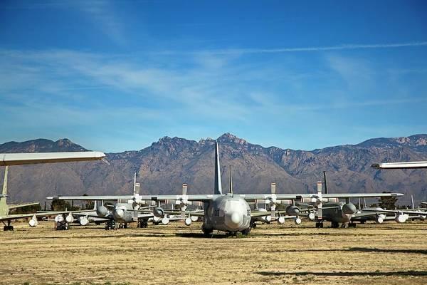 Airplane Graveyard Art   Fine Art America