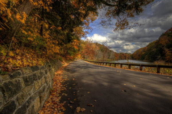 Photograph - Mill Creek Park In Autumn by David Dufresne