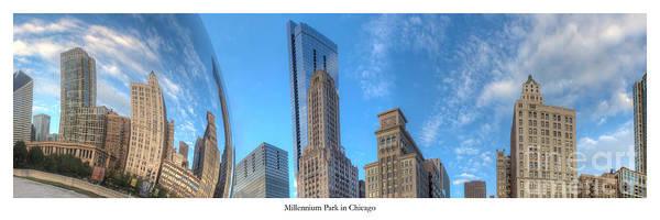 Millennium Park Photograph - Millennium Park by Twenty Two North Photography