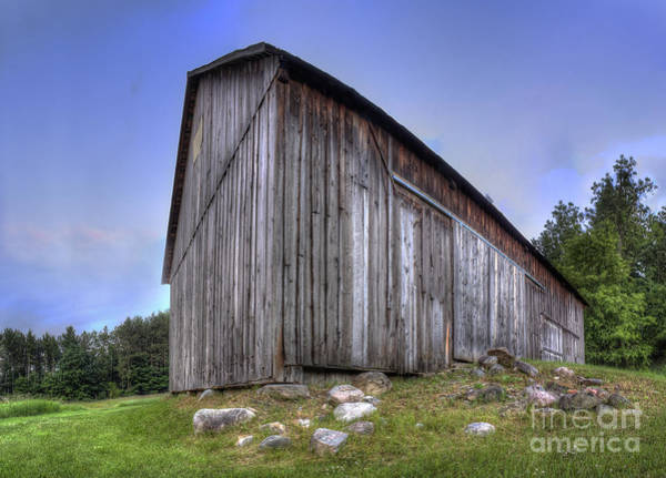 Wall Art - Photograph - Miller Barn At Port Oneida by Twenty Two North Photography