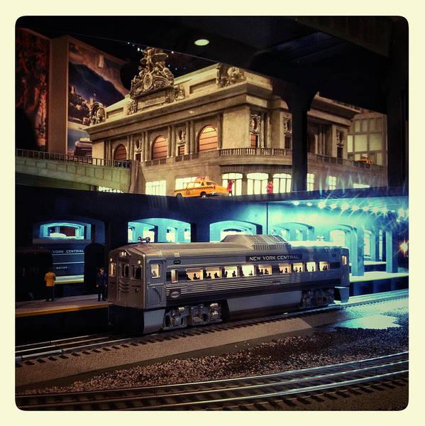 Photograph - Mini Metro by Natasha Marco