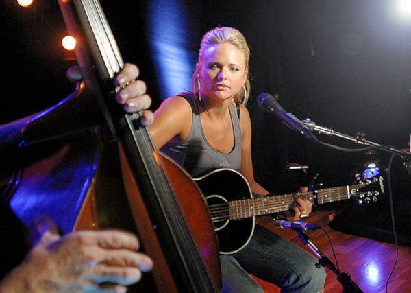 Starstruck Studios Wall Art - Photograph - Miranda Lambert by Don Olea