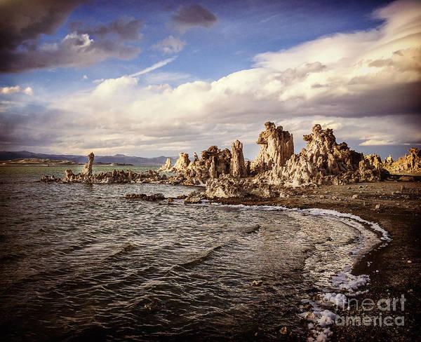 Wall Art - Photograph - Mono Lake California by Colin and Linda McKie