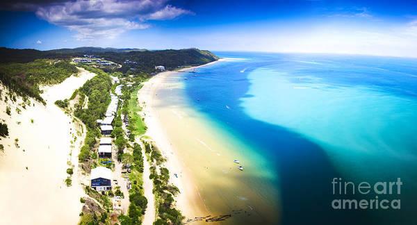Photograph - Moreton Island Queensland Australia by Jorgo Photography - Wall Art Gallery