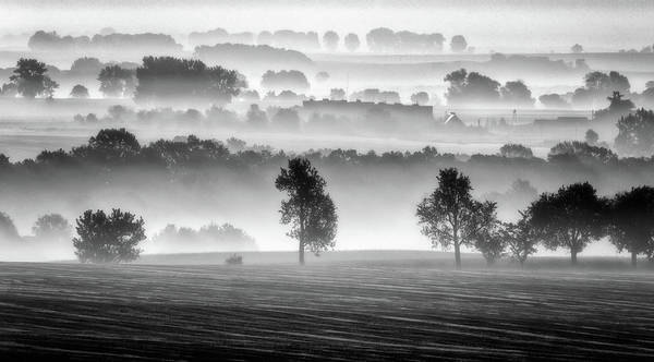 Layers Wall Art - Photograph - Morning View by Piotr Krol (bax)