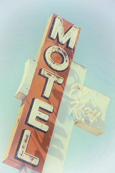 Motel El Rey Art Print