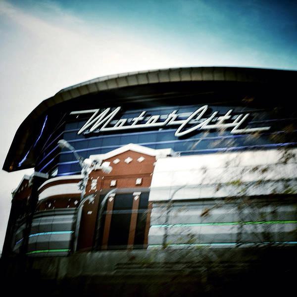 Photograph - Motor City by Natasha Marco