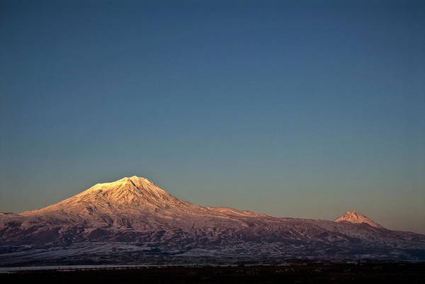 Eastern Anatolia Photograph - Mount Ararat, Dogubayazit, Eastern by Guillem Lopez