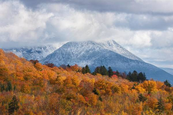 Photograph - Mount  Katahdin by Dale J Martin