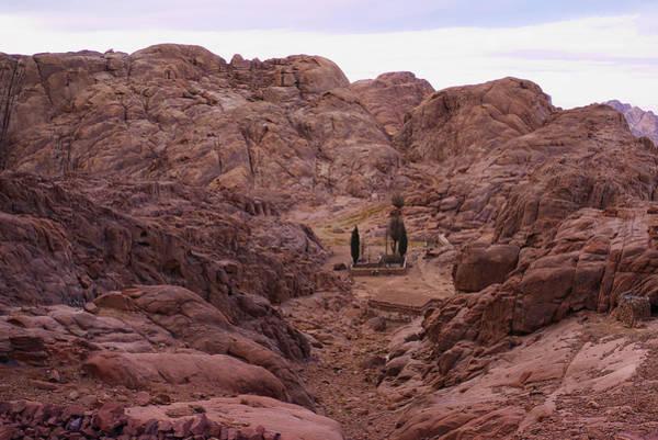 Photograph - Mount Sinai by Ivan Slosar