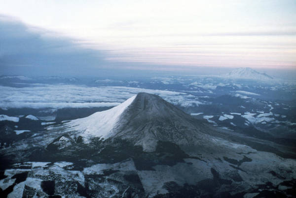 Us Southwest Photograph - Mount St Helens by Us Geological Survey/science Photo Library