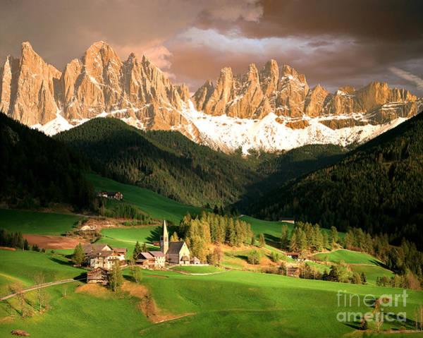 Photograph - Mountain High by Edmund Nagele