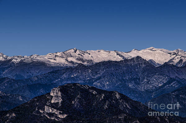 Photograph - Mountain Magic by Brenda Kean