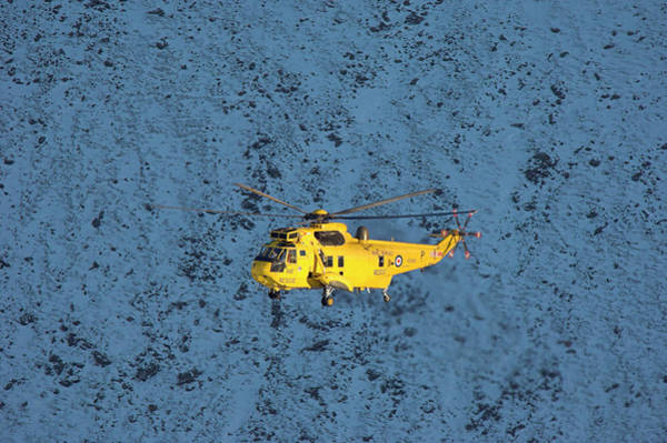 Cairngorms Photograph - Mountain Rescue by Duncan Shaw/science Photo Library