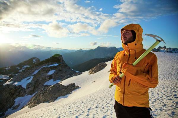 It Professional Photograph - Mountaineering by Christopher Kimmel