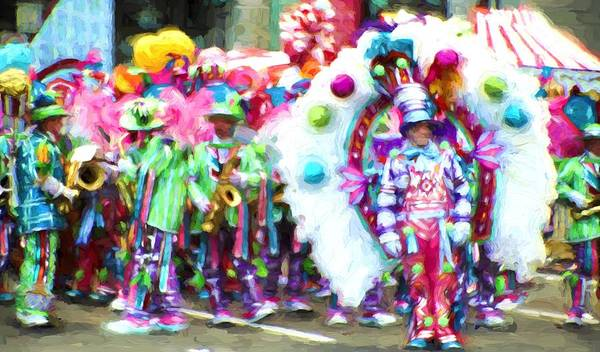 Photograph - Mummer Color by Alice Gipson