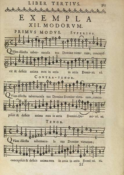 Title Page Wall Art - Photograph - Music Theory by Middle Temple Library