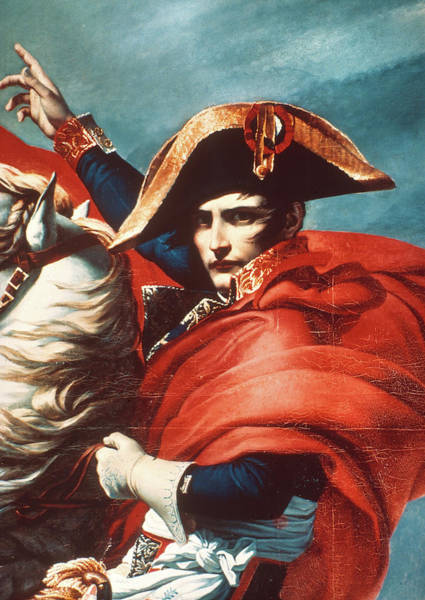 Cape May Painting - Napoleon Bonaparte (1769-1821) by Granger