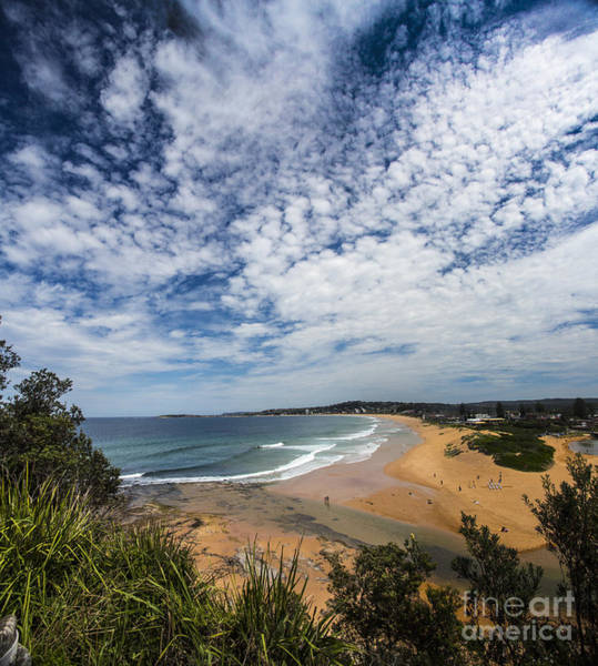 Wall Art - Photograph - Narrabeen Beach by Sheila Smart Fine Art Photography