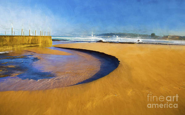 Wall Art - Photograph - Narrabeen Dunes by Sheila Smart Fine Art Photography