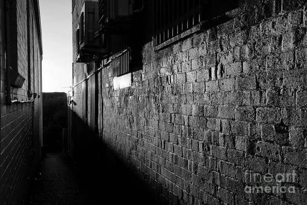 Photograph - Narrow Alley by Yew Kwang